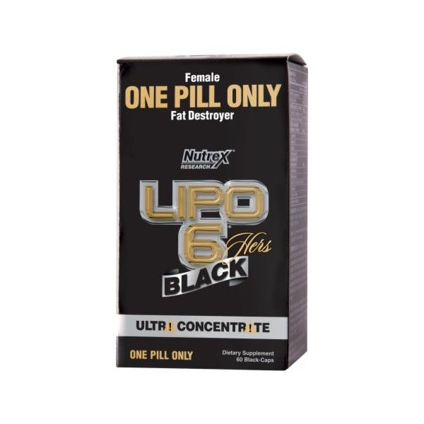 LIPO-6 Black Hers Ultra Concentrate (60 кап.)