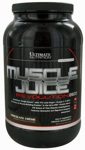 Muscle Juice Revolution 2600 (2120 г.)